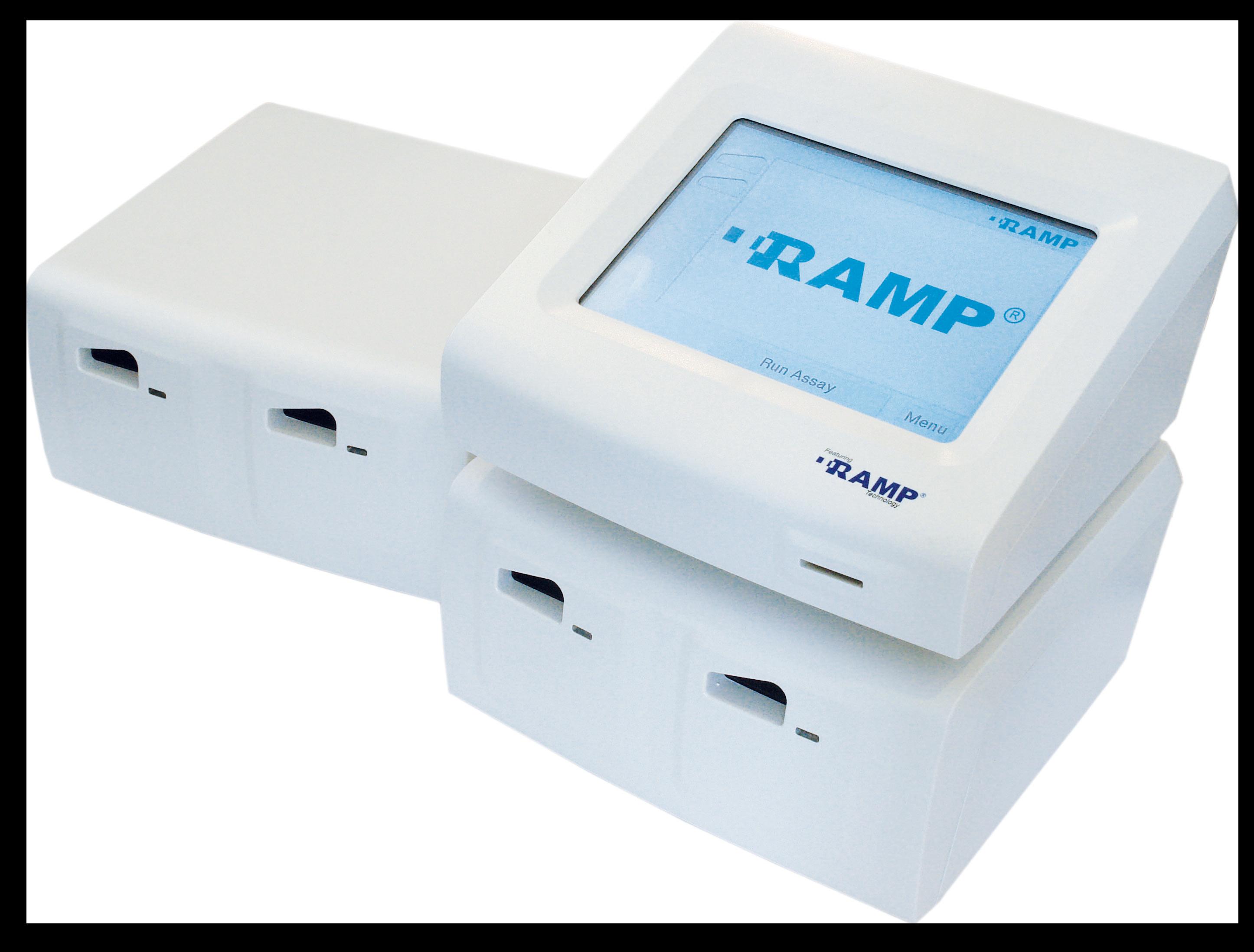 RAMP 200 System. 1 контрольный и 2 тестовых модуля