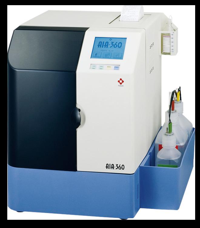 AIA-360 Компактная автоматическая система для ИФА