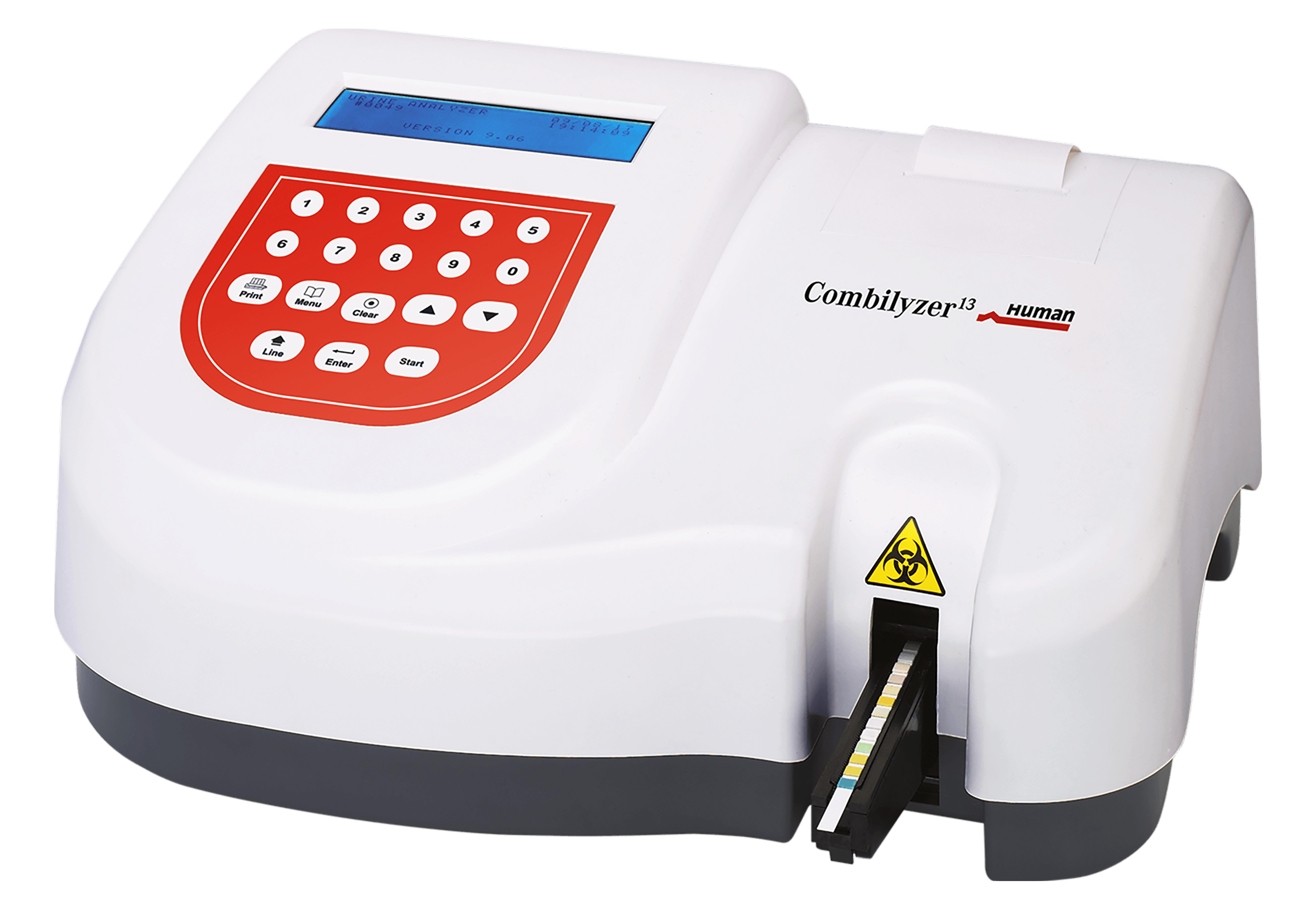 Combilyzer 13 Анализатор мочи для клинического анализа по 13 параметрам
